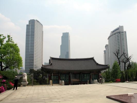 seoul temple